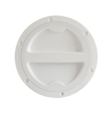 Inspection Hatch - Allen - 154mm - White
