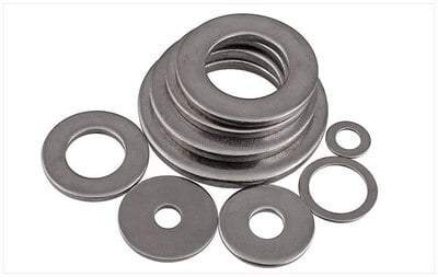 Washers - A4 Stainless Steel